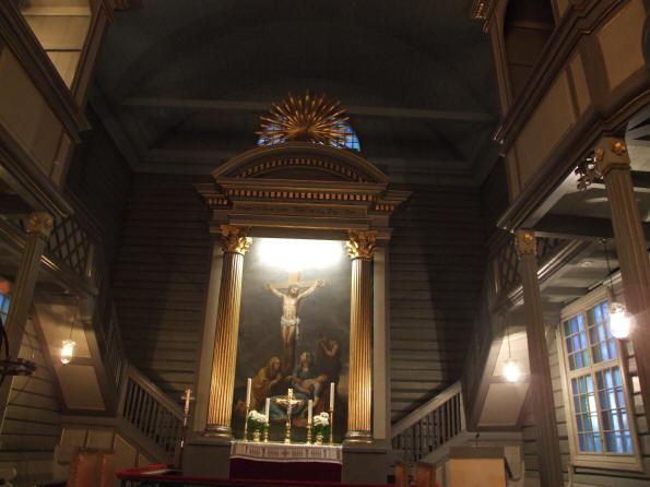 Sandar kirke
