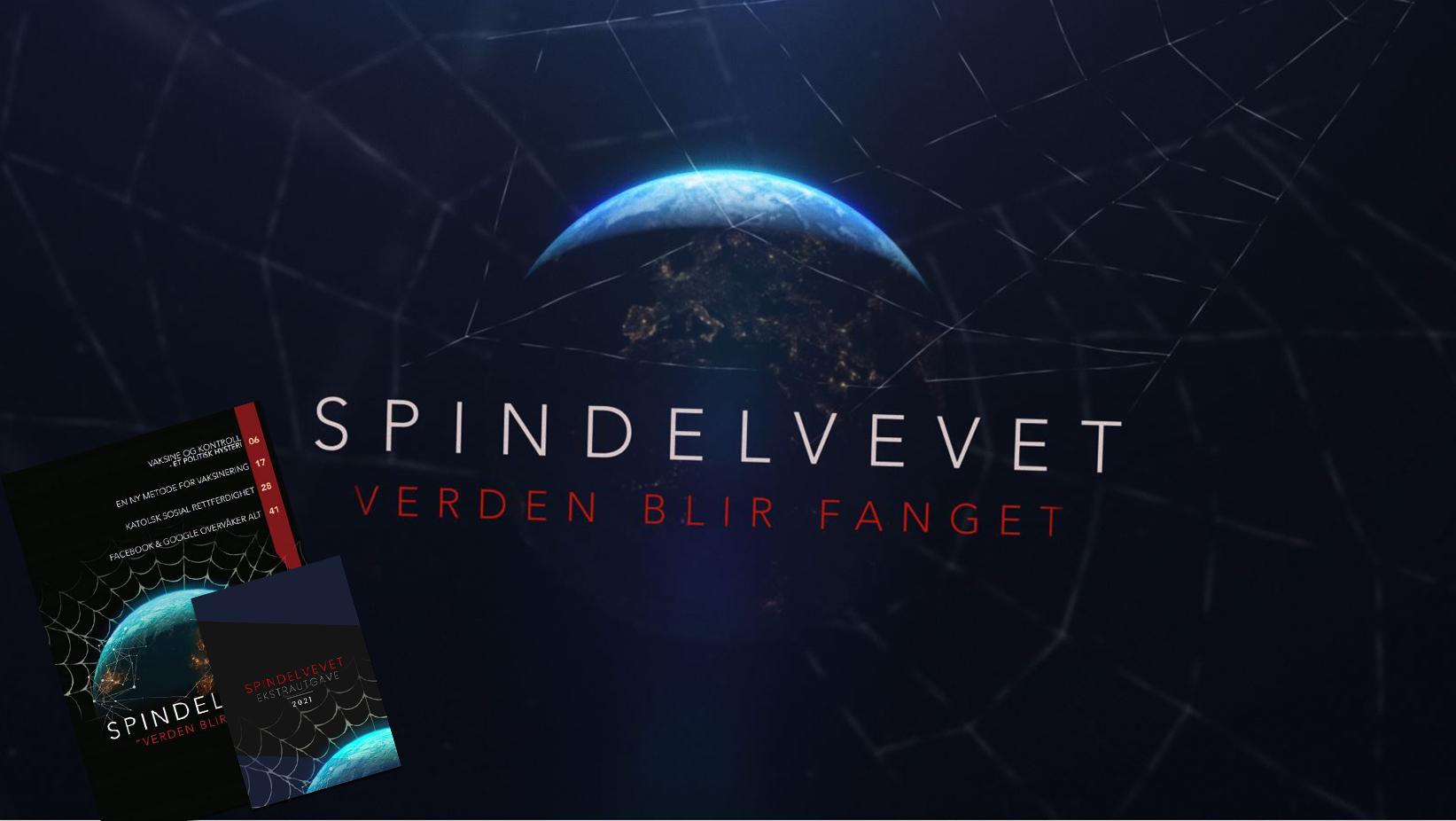 SPINDELVEVET (klikk her)